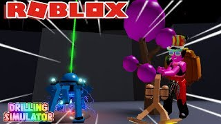 WE'RE DISCOVERING A NEW WORLD!! | Roblox Drilling Simulator