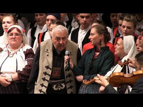 Kallós Zoltán Születésnapi Köszöntése April 23, 2016 Kolozsvári Magyar Opera