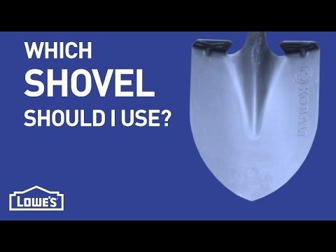 Why Are There So Many Shovels? | DIY Basics