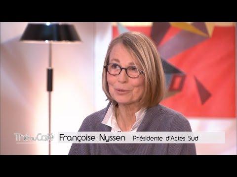 Françoise Nyssen et Sabine Azéma  Thé ou Café