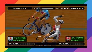 [PSX] International Track & Field 2000 (USA) - Sprint (Expert) [TAS]