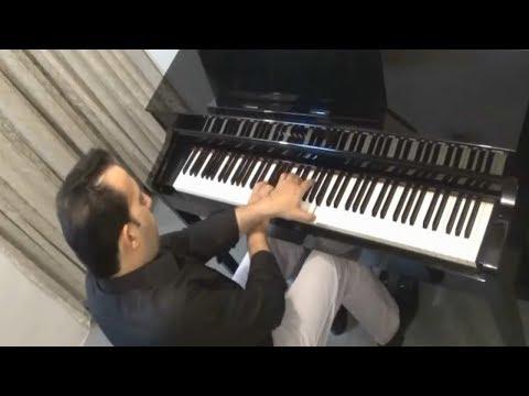 Jay Chou, Secret - Time Travel Theme - Tarek Refaat, Piano