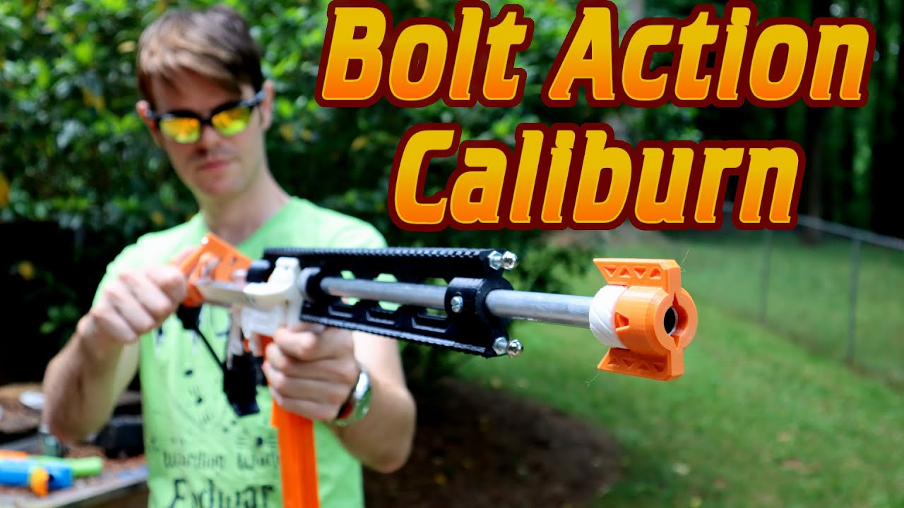 Download Honest Review: The Indra (A Bolt-Action Caliburn)