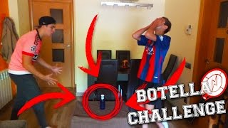 ¡EL MEJOR BOTELLA CHALLENGE! | WATER BOTTLE FLIP