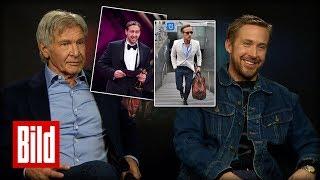 Ryan Gosling über seine Doppelgänger - Harrison Ford / Blade Runner 2049