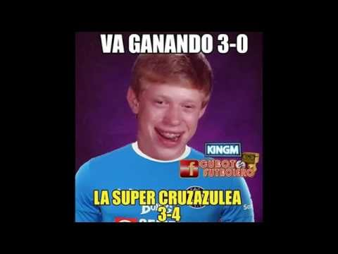 Memes Cruz Azul VS America No # 2 // 3 - 4 Estadio Azul ...