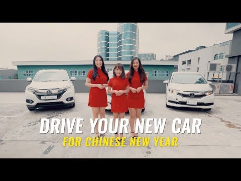 Singapore Car Dealer Video - Drive Your New Car For Chinese New Year | Vince Group SG Car Promotion
