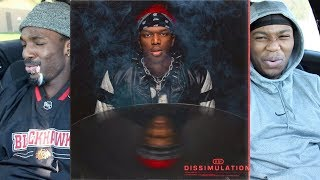 KSI - Dissimulation FIRST REACTION/REVIEW