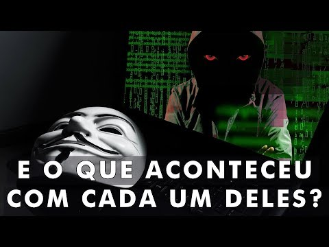 6 hackers mais famosos do mundo