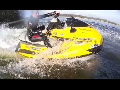 Waverunner Yamaha FZS 2013 & JVC ADIXXION GC XA2 HIGH SPEED