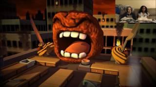 Final Boss Giant Meatball   Overcooked #9