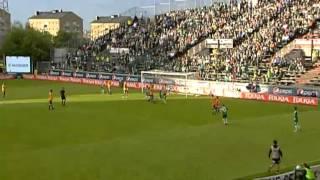 Gambar cover Hammarby-Varberg kennedy bakircioglu amazing free kick