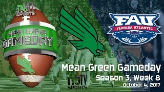 Mean Green Gameday - Season 3, Week 8 at FAU