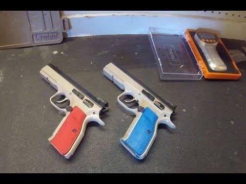 CZ Shadow 2 Henning vs  Cajun Gun Works Trigger Compare