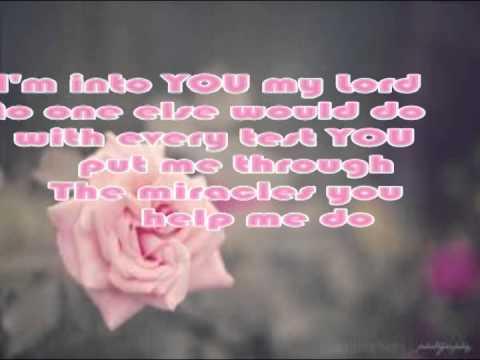 With You-Raef lyrics