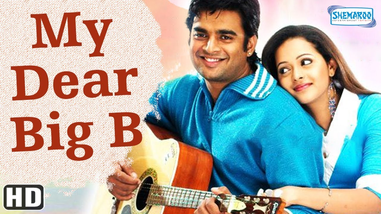 My Dear Big B (2007) (HD) Best Hindi Dubbed Romantic Movie - R. Madhavan | Bhavana | Prakash Raj