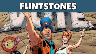 Leitura da semana: Flintstones (DC comics) [RESENHA]