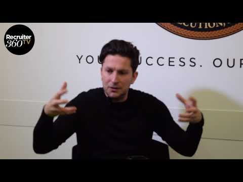 "Recruiter 360 TV - Richard Tyler, Author of ""Jolt"""