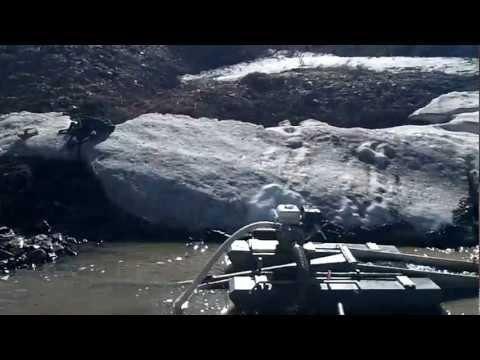 dredging at beginning of alaska season