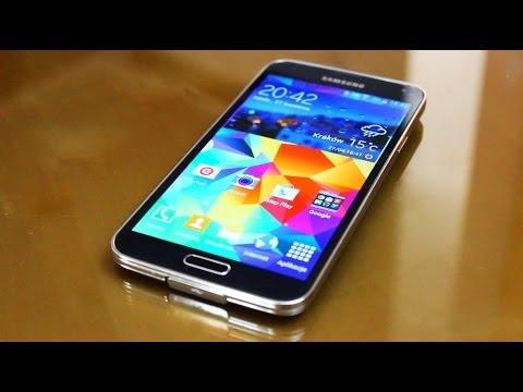 Samsung Galaxy S5 - recenzja, Mobzilla odc. 147
