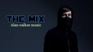 alan walker-the mix ft.(iselin solheim)