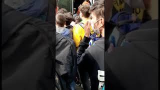 Assembramenti di studenti sul bus nella tratta Andria-Trani