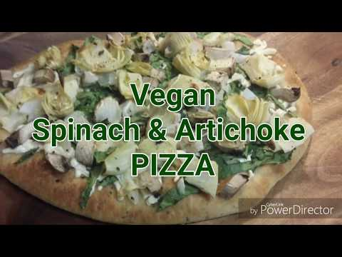 Spinach And Artichoke Pizza Recipe