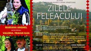 VALERIA si TRAIAN ILEA- spectacol Feleacu 2015