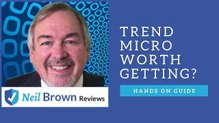 Trend Micro Review - Worth Getting?