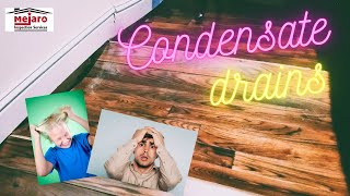 Inspections Today with Mejaro Inspection Services - Condensate Drains
