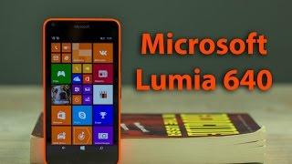 Microsoft Lumia 640 - обзор смартфона на Windows Phone от сайта Keddr.com