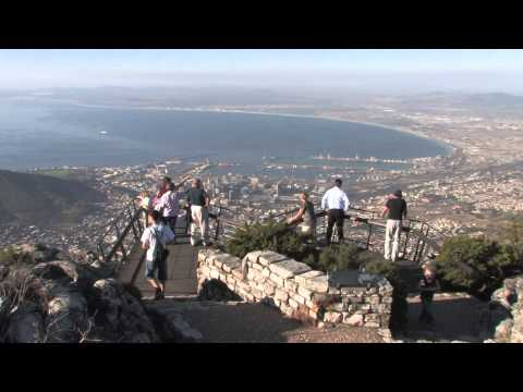 Table Mountain, South African National Parks - Photos of Africa