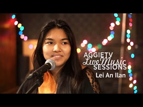 AggieTV Live Music Sessions: Lei An Ilan
