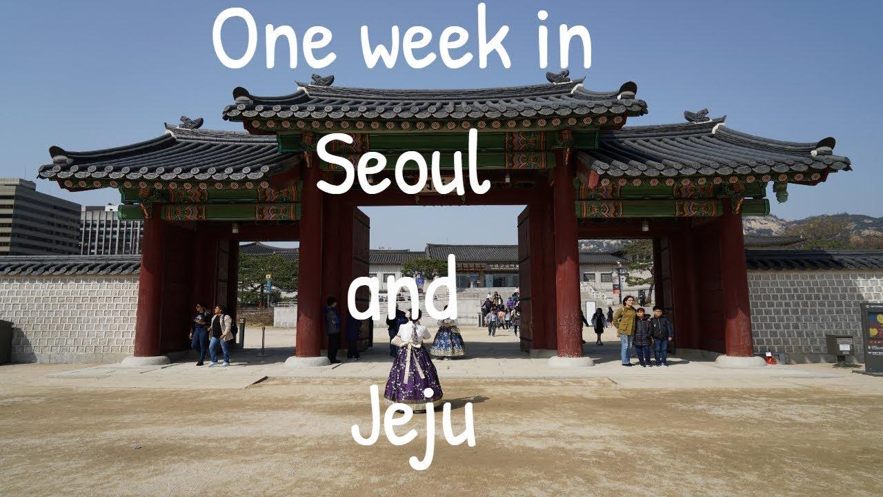 1 Week in KOREA   Seoul and Jeju Plan   Plan your KOREA trip