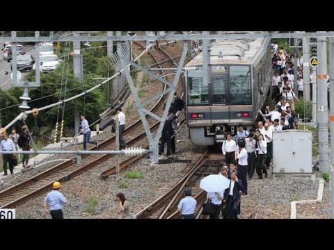 Japan: Several dead as quake strikes Osaka