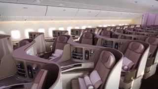 The Award-Winning Boeing 777 Signature Experience