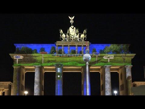4K | Berlin Festival of Lights