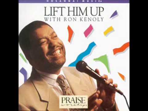 Ron Kenoly -- Righteousness, Peace and Joy in the Holy Ghost