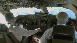 National Geographic. Мегазаводы. Боинг 747. HD(720)