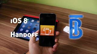 Preview: Handoff in iOS 8 (iPhone&iPad) [German/Deutsch]