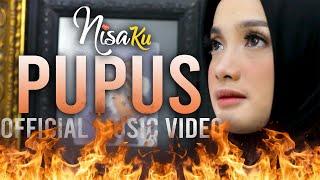 Download NISAKU - PUPUS  (DEWA19 COVER) OFFICIAL LYRICS VIDEO