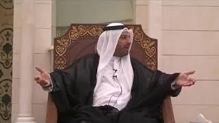 السيد مصطفى الزلزلة - مروان بن الحكم ينهر رجلا منكبا على قبر النبي الأعظم محمد صلى الله عليه وآله وس