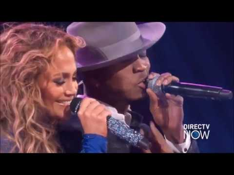 Jennifer Lopez & Ne-Yo - All I Have (Live from Super Saturday Night)