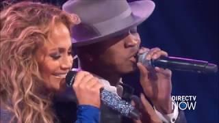 Jennifer Lopez & Ne-Yo - All I Have (Live from Super Saturday Night)