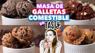 MASA DE GALLETAS COMESTIBLE DE TASTY - MAIRE VS EL INTERNET