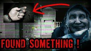 SCREAMS HEARD AT CREEPY GRANDMA GRAVEYARD!!! (FOUND SOMETHING BURIED!!)