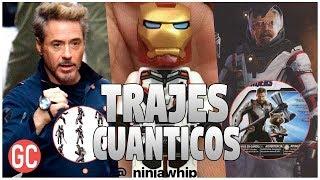 Avengers 4: End Game - Trajes Del Reino Cuántico Explicados: Filtraciones, Hechos Y Teorías
