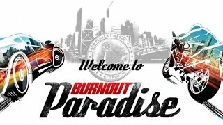 Burnout Paradise: Takedowns and Race (PS3 gameplay HD)