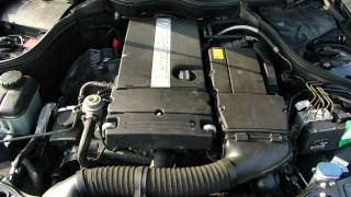 Mercedes-Benz C200 Kompressor - M271 Twinpulse failure