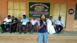 72nd independence day govt Hr.sec.school eachankottai